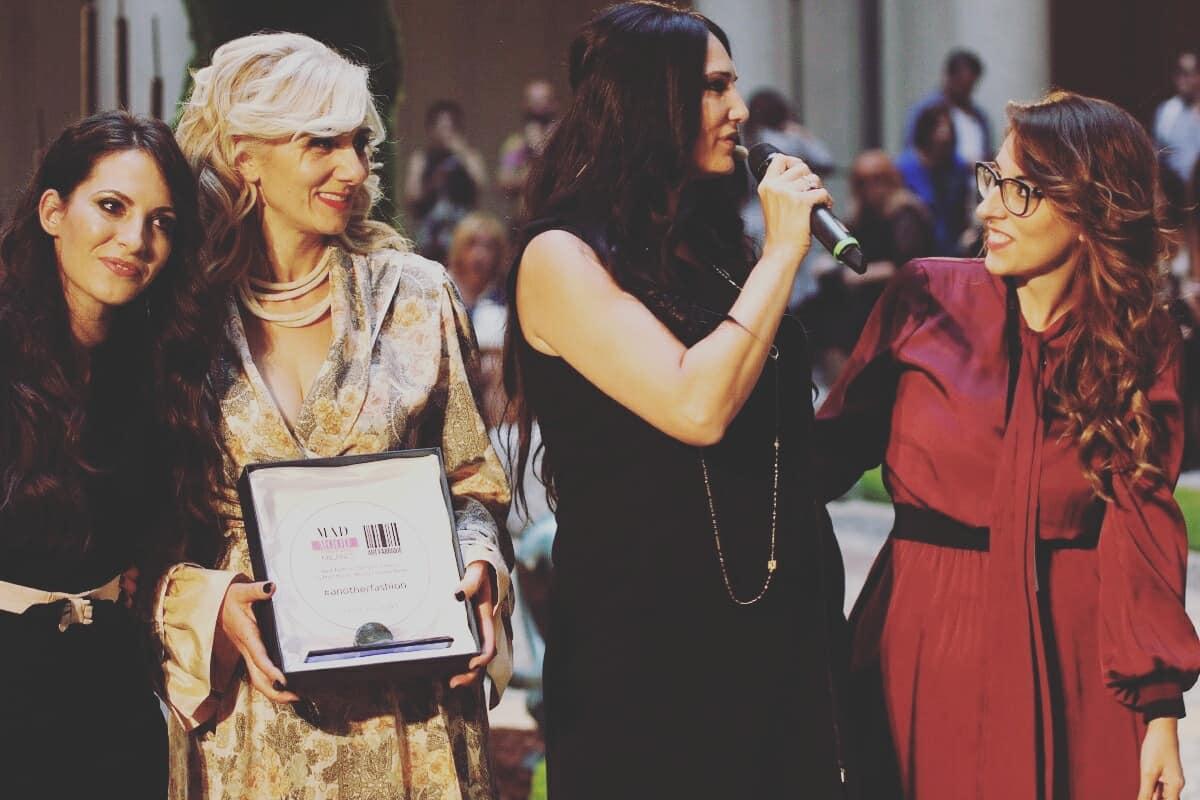 La moda calabrese a Milano Fashion Week con Art Fabrique #anotherfashion