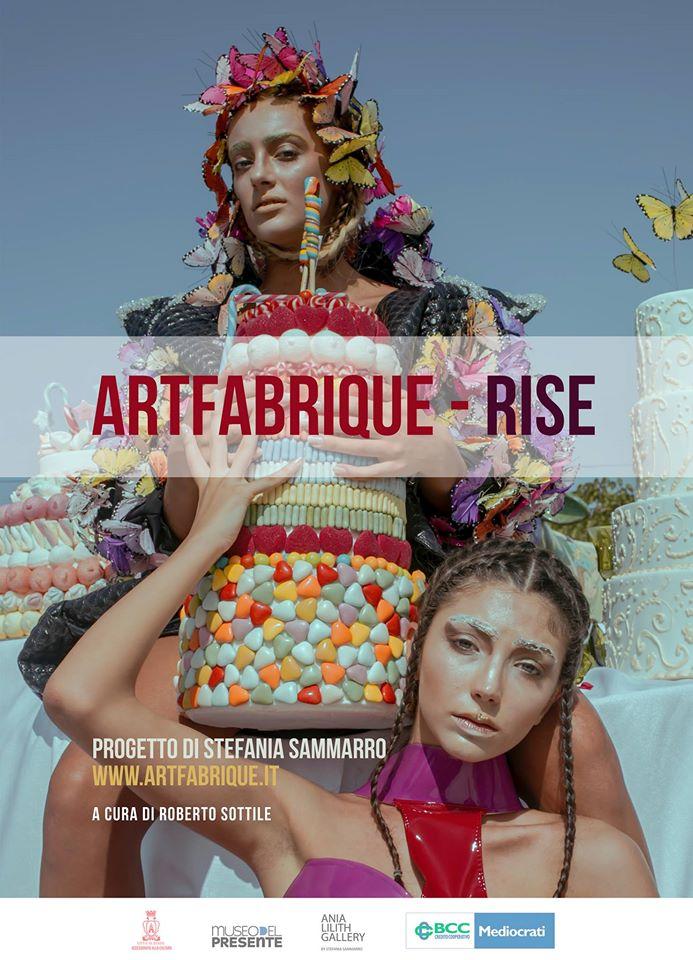 """Art Fabrique """"Rise"""""""