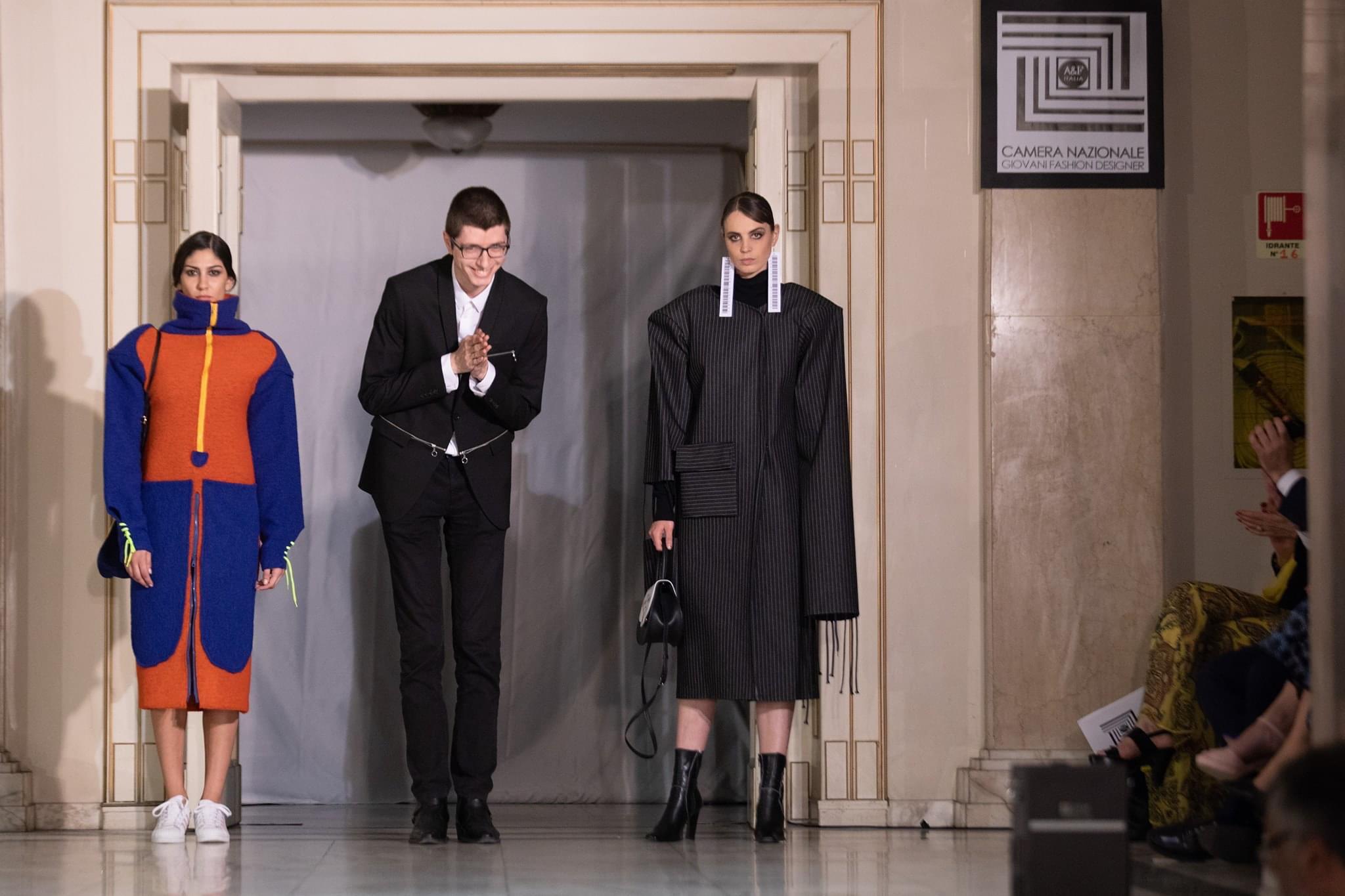 #artfabriquetalent Gabriele Melodia: Fashion Designer e Fashion Illustrator