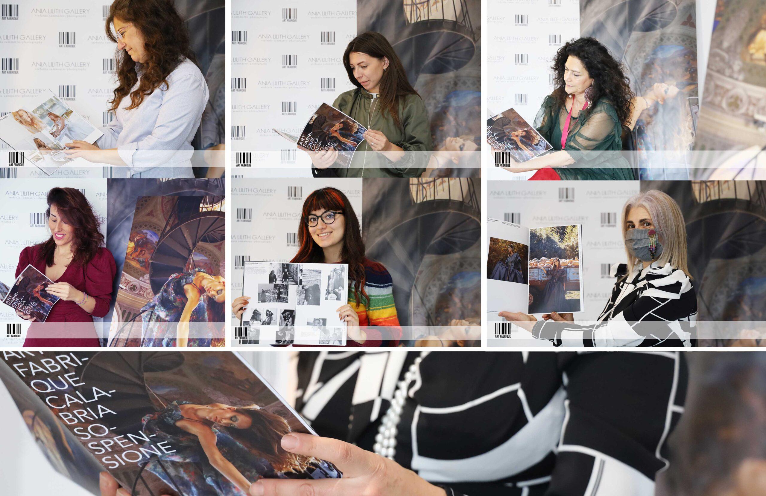 Art Fabrique Calabria 2020. Più di 10 mila visualizzazioni per Art Fabrique Digital, Sospensione