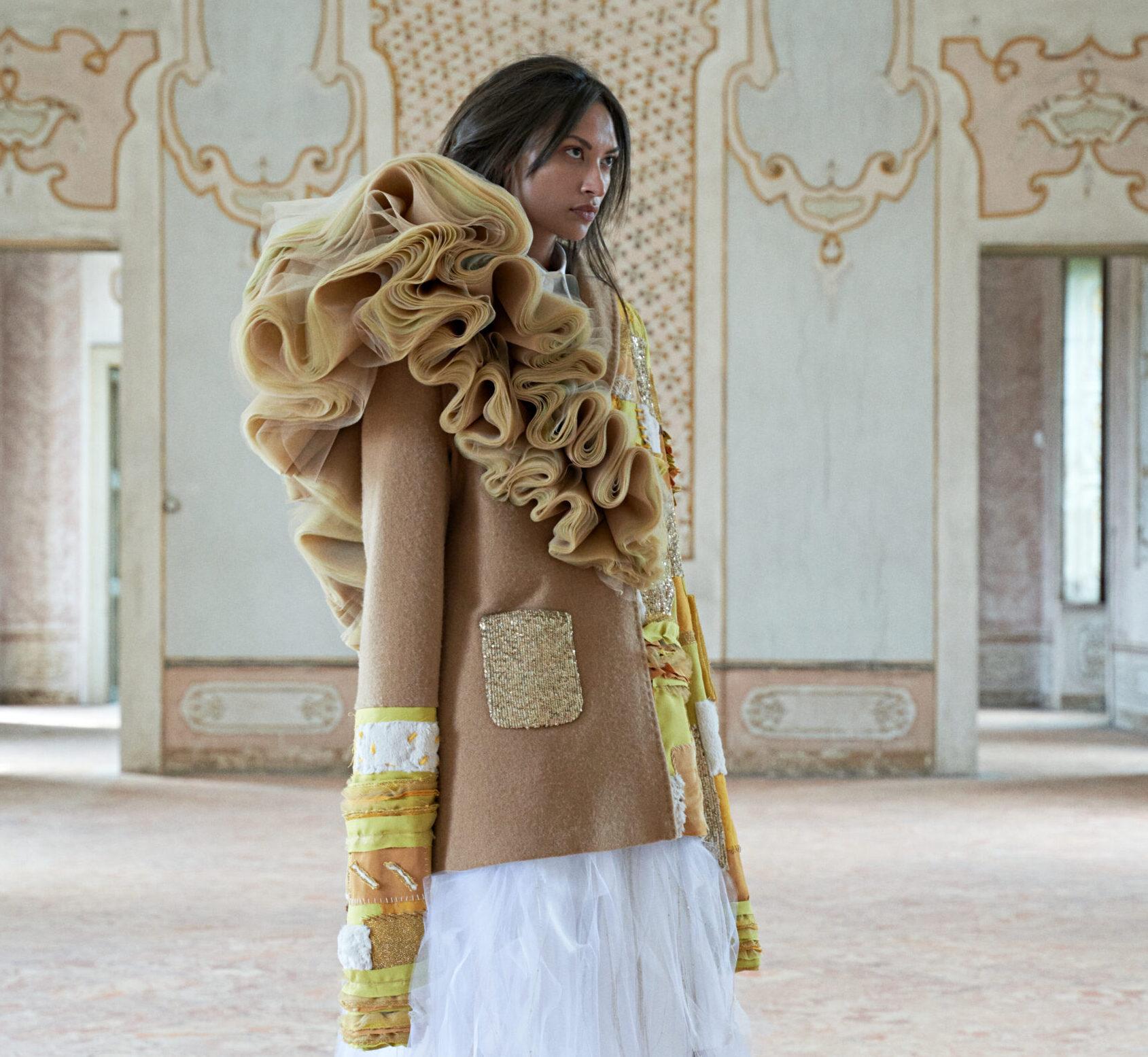 #artfabriquetalent Benedetta Lanzione e Sara di Marco nuovi talenti per la moda