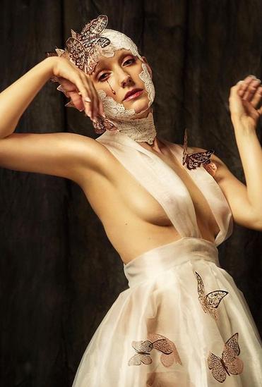 Non solo make-up. Arianna Scapola e l'amore per l'arte, la bellezza, la moda e il design