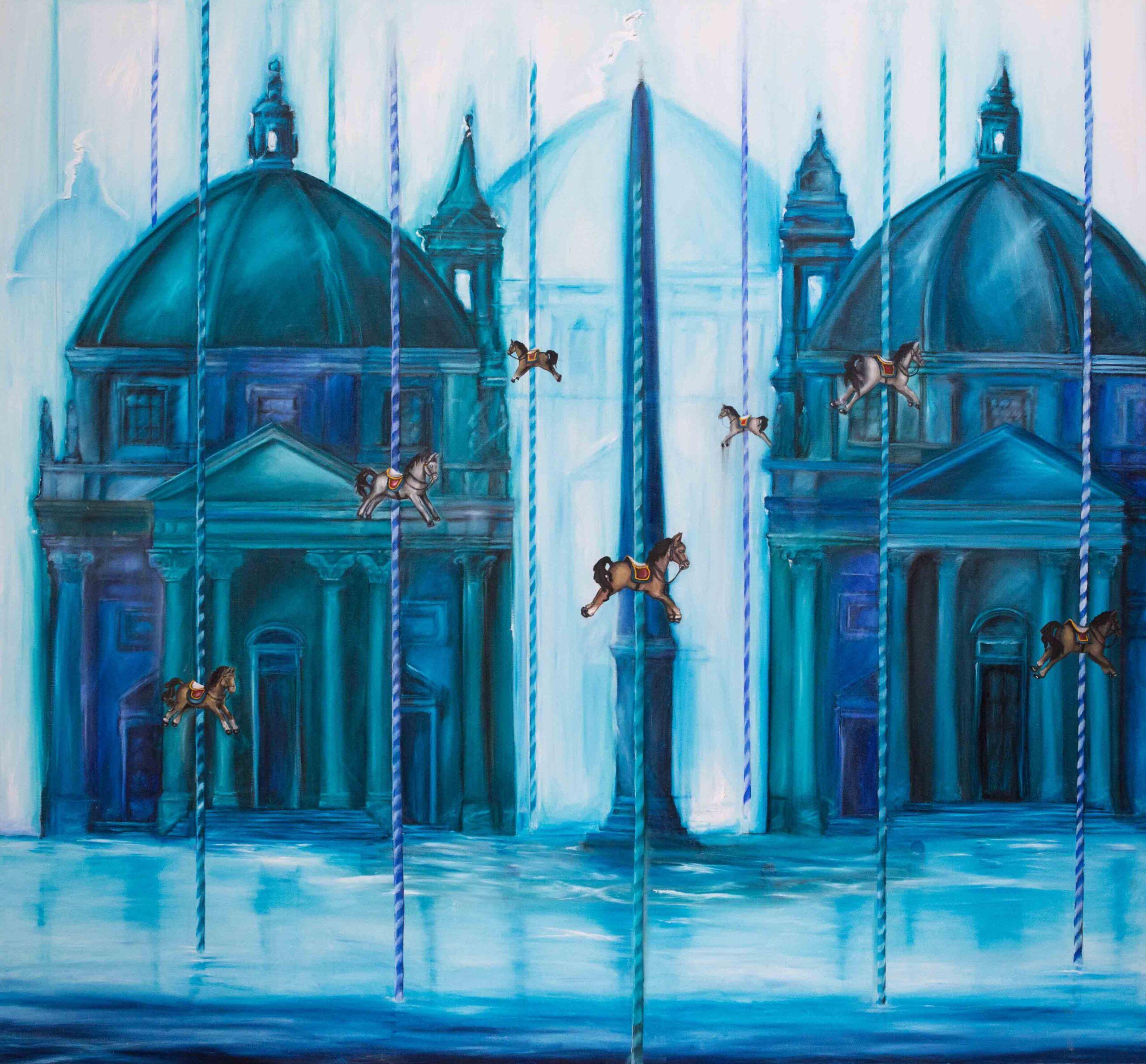 Gianmarco Pulimeni tra opere concettuali e surreali