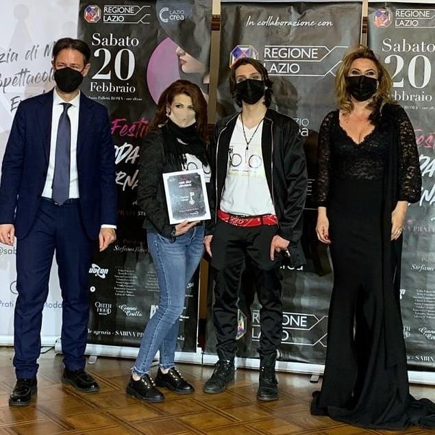 Roma: La calabrese Cheren Hesse Surfaro al Festival Moda Italia & International