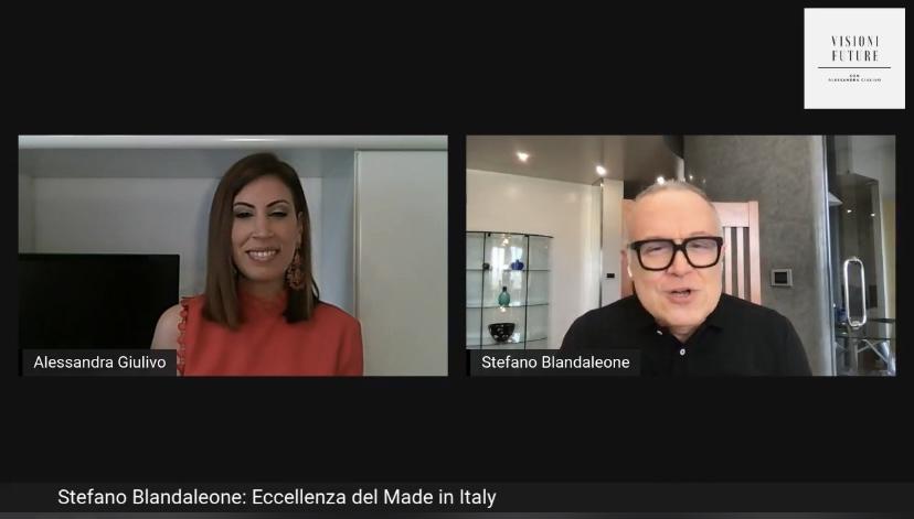 """""""Visioni Future"""" la nuova rubrica di Alessandra Giulivo, Presidente della Camera Nazionale Giovani Fashion Designer"""