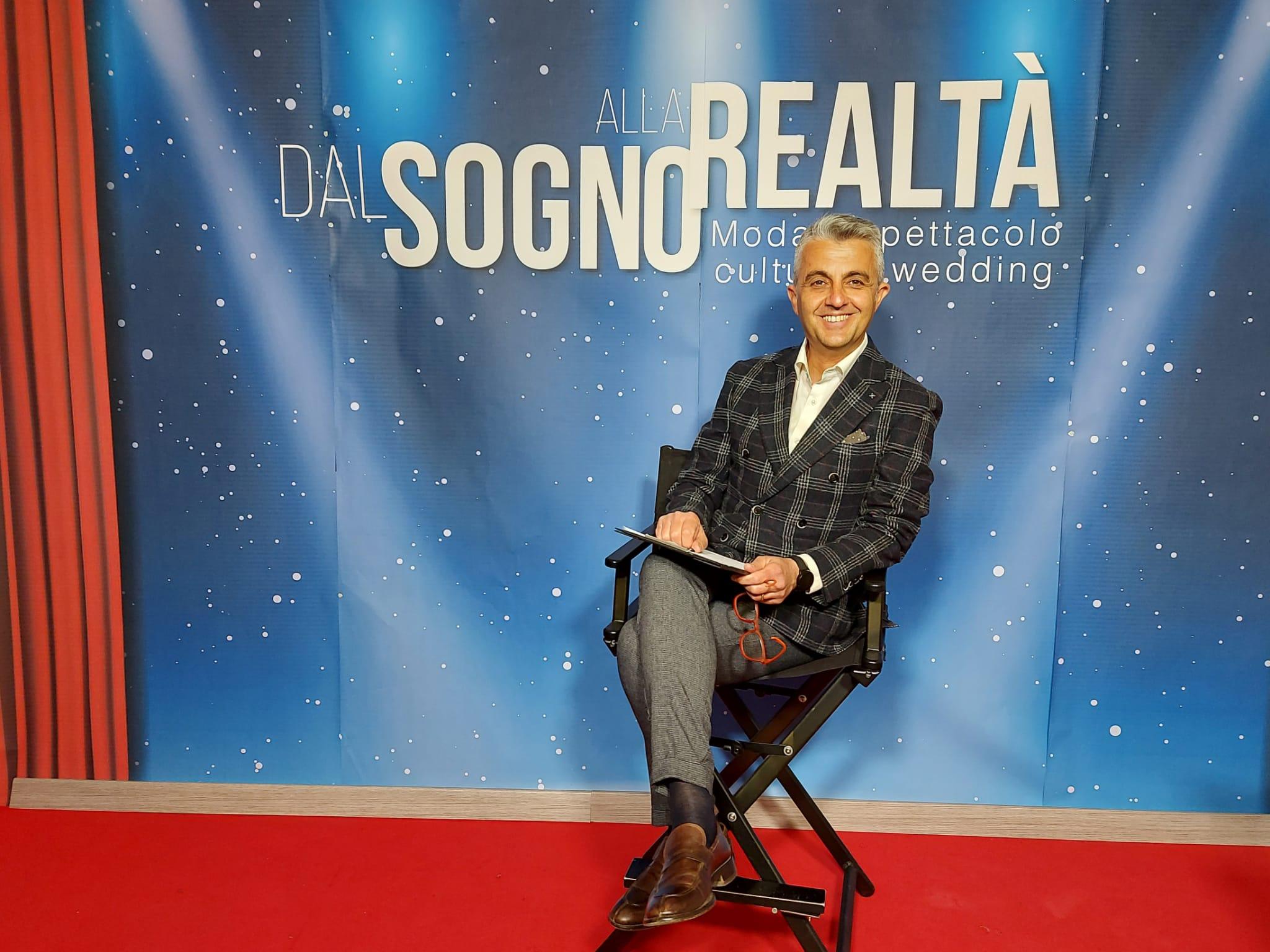 Dal sogno alla realtà. Moda, Spettacolo, Cultura e Wedding nella nuova Web Tv con Alfredo Bruno